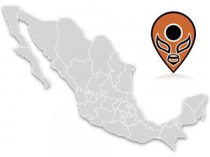 mapa mexico aqui la lucha