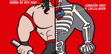 Anatomía de un Luchador Rudo