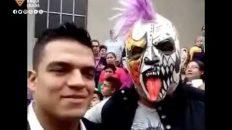 Entrevista a La Máscara y Psycho Clown, Aquí La Lucha