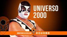 luchador Universo 2000, Aquí La Lucha