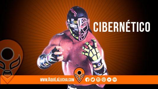 luchador cibernético, el main main de la lucha libre. Aqui la Lucha
