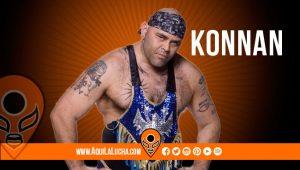luchador Konnana, Aquí La Lucha