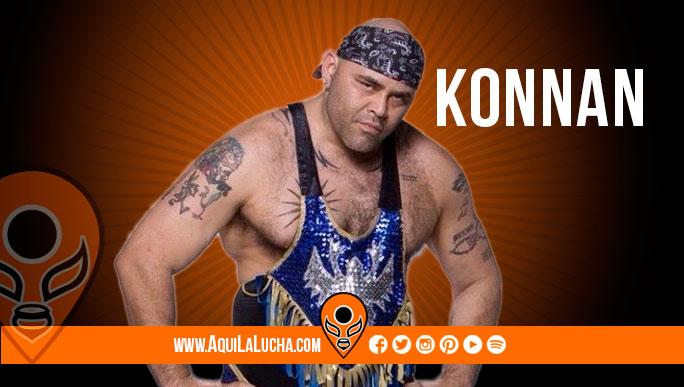 Pronto debutará Konnan Jr.