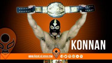 Qué tanto sabes del luchador Konnan? Aquí La Lucha