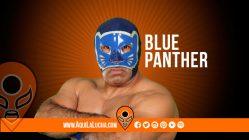 luchador blue panther, cmll, aqui la lucha