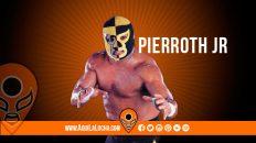 luchador pierroth jr, norberto salgado, aquí la lucha