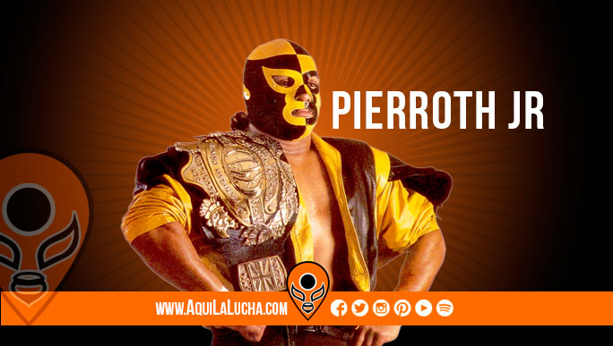 Pierroth, la bestia del ring es su pariente
