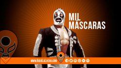 luchador mil máscaras, aqui la lucha