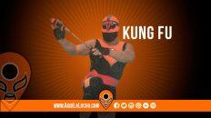 luchador kung fu, aqui la lucha
