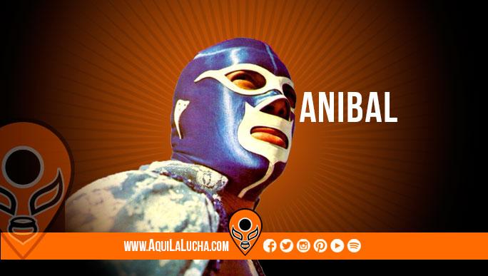 Anibal falleció cuando aun estaba activo en la lucha