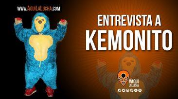 entrevista a kemonito, aqui la lucha